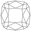 CUSHION Diamond Shapes
