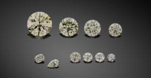 Polished Lab Grown Diamonds
